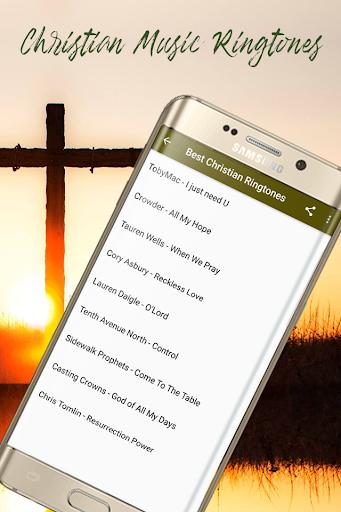 Best Christian Ringtones -Worship, Gospel Songs 6.8.4 screenshots 1