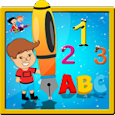 Kids learn Alphabets & numbers icon