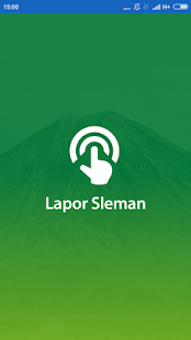 Lapor Sleman - Smart Regency- screenshot thumbnail