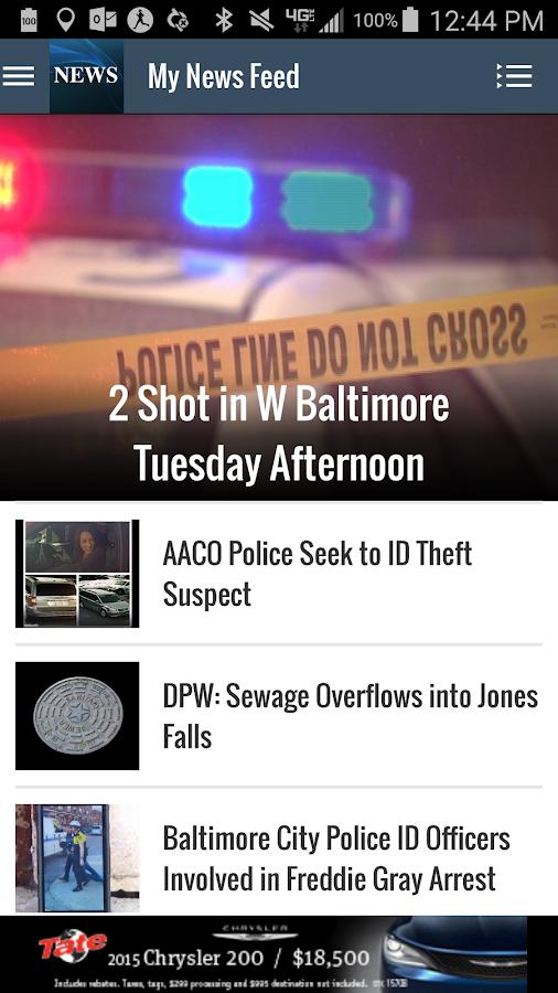 TV6 & FOX UP- screenshot