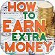 Earn Extra Cash and Earn Extra Money Income icon