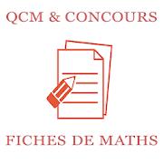 Qcm maths concours catégorie b