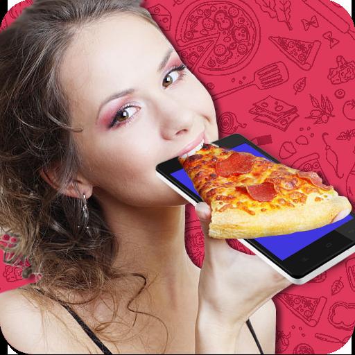 Eat Pizza Simulator
