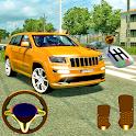 Modern Car Driving 2021 - Car Parking Game icon