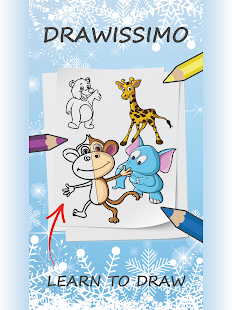Drawissimo Kids-Learn to Draw- screenshot thumbnail