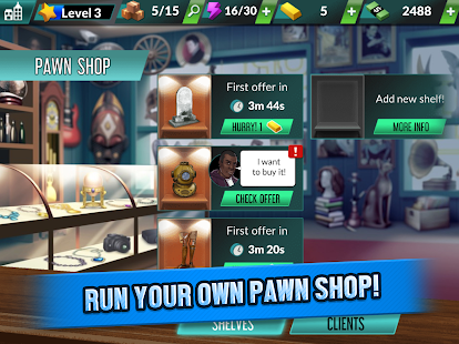 Bid Wars Pawn Empire 1.15.2 Mod Money - 14 - images: Store4app.co: All Apps Download For Android