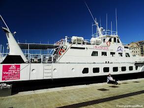 Photo: #010-Les bateaux de croisière pour les Calanques.