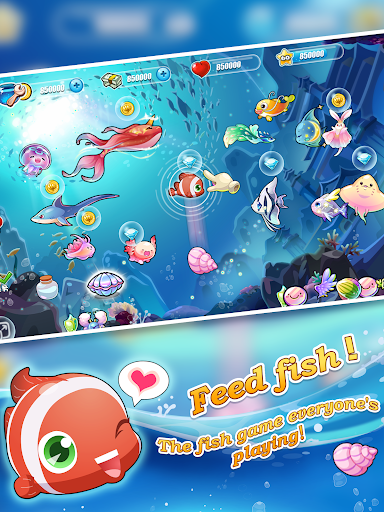 Happy Fish apktram screenshots 7