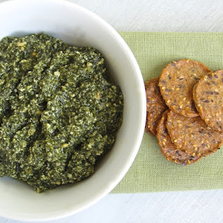 Seaweed Pesto Recipe
