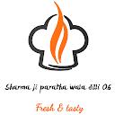 Sharmaji Parantha Wala, Kamla Nagar, New Delhi logo