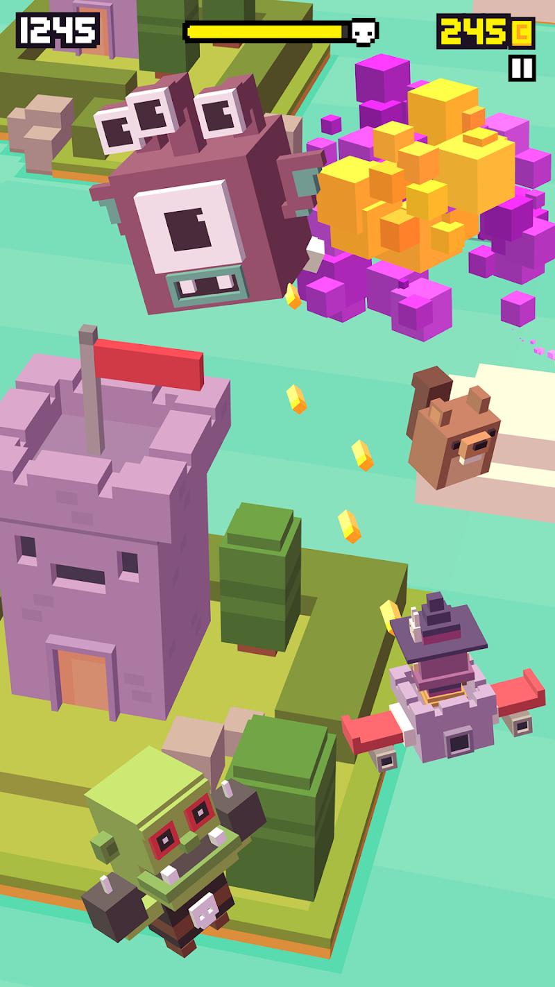 Shooty Skies - Arcade Flyer Screenshot 5