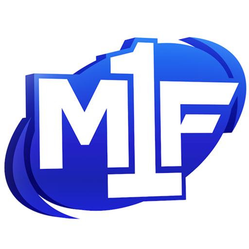 健康App M1F LOGO-3C達人阿輝的APP
