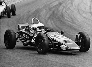 Photo: Keke Rosberg, driving Veemax MkIVb at Ahvenisto circuit / Finland in 1972, his first year as formula driver. Veemax is one of the most successful European F Vee marques, manufactured by Max Johanson in Finland.  Submitted by Tapani Lehtinen