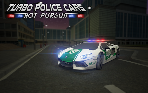 Turbo Police Cars Hot Pursuit