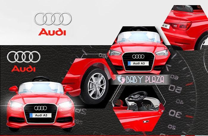 Ô tô điện dành cho trẻ em Audi A3 1
