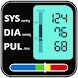 Blood Pressure Analyse