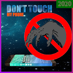 Don't Touch My Phone | Your Phone security 2020 icon