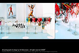 Photo: Björn Borg Underwear,  Fashion Fair in Copenhagen, Denmark (2004) © photo by jean-marie babonneau www.betterworldinc.org