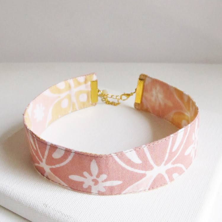 Basic Choker #Lemonade by Wild Whimsies