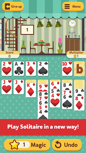 Solitaire Bistro 1.65.3784 screenshots 1