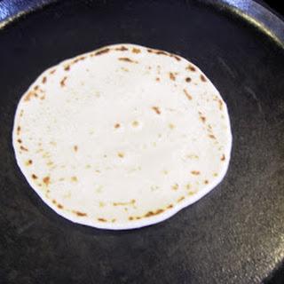 Frying Pan Flatbreads