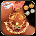 Earrings Jewelery Designs Photo Editor icon