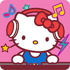 Hello Kitty Music Party - Kawaii e Adorável icon