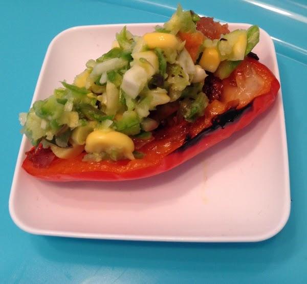 Mini Pepper  Surfboards With Chowabunga Chowchow Recipe