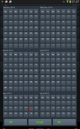 Work Roster 1.011 screenshots 10