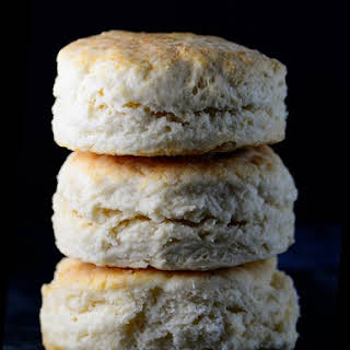 Two Ingredient Cream Biscuit.