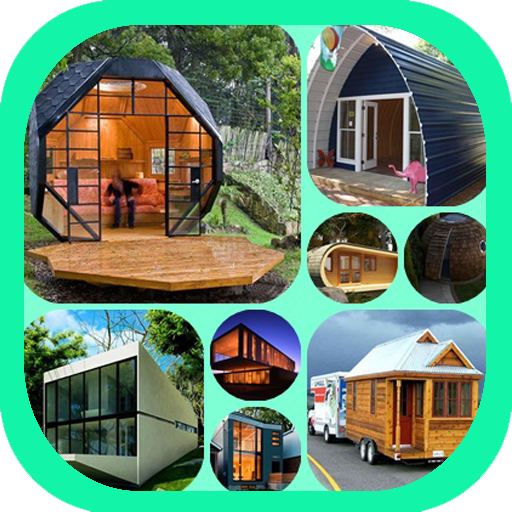 Small and Tiny House Design (app)