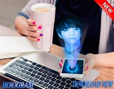 AR Camera Bts Hologram 1010 joke - náhled