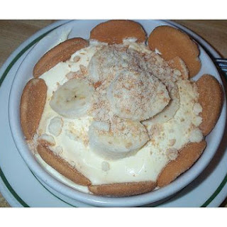 Banana Wafer Dessert