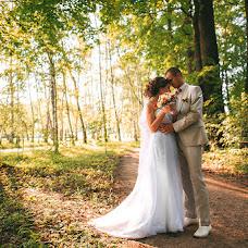Wedding photographer Vikulya Yurchikova (vikkiyurchikova). Photo of 26.09.2016