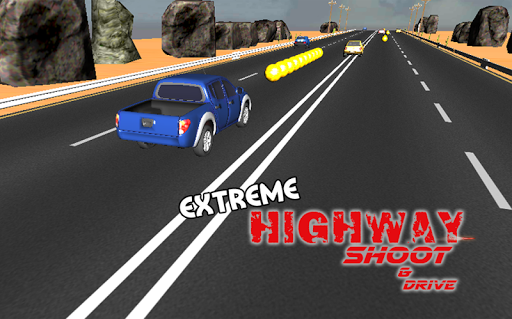 Extreme Highway Shoot Drive