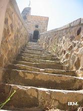 Photo: Escalera del campanario