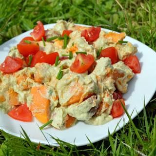 Sweet Potato Avocado Salad Recipes