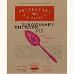 Meriwether Strawberry Rhubarb Pie
