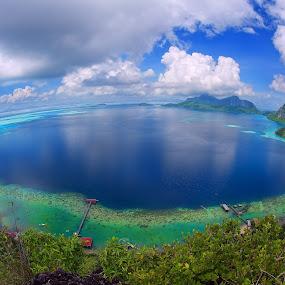 Paradise Sabah  by Mata Arif - Landscapes Waterscapes