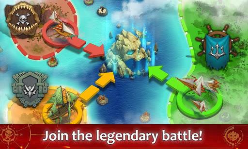 Pirate Sails: Tempest War 1.0.3 screenshots 1