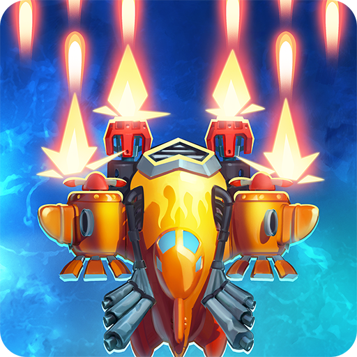 HAWK – Force of an Arcade Shooter. Shoot 'em up Icon