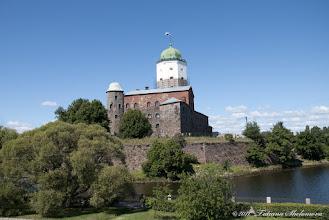 Photo: Выборгский замок