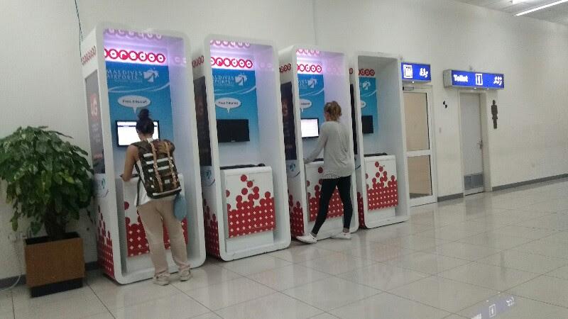 Аэропорт Мальдивы (MLE), Мале Ибрагим Насир