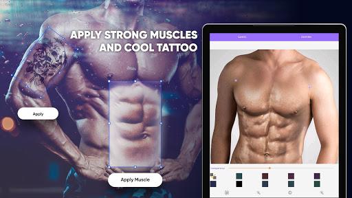 Body Shape Editor screenshot 4