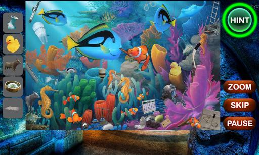 Code Triche Ocean Hidden Objects APK MOD (Astuce) screenshots 3