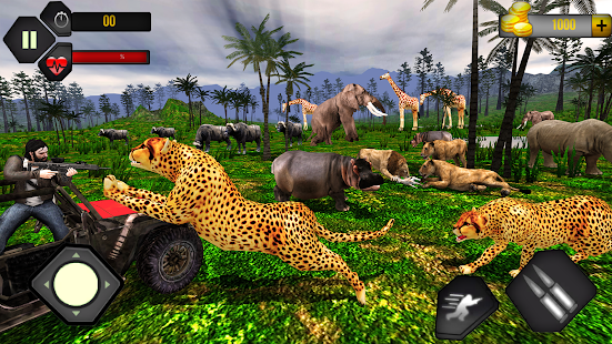 Wild Hunting Simulator 2017 - náhled