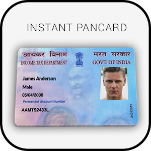 Instant PAN CARD for PC and MAC