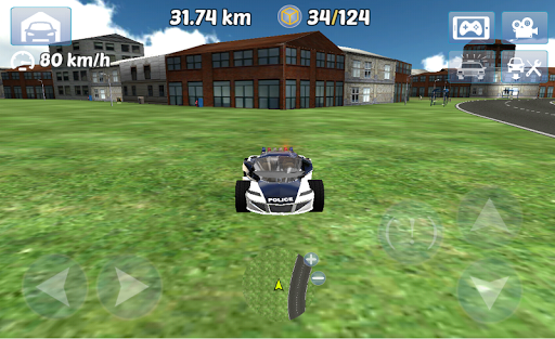 Police Super Car Driving apkpoly screenshots 5