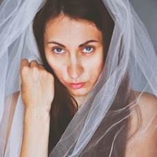 Wedding photographer Kristina Lukyanchik (GarezaA). Photo of 09.10.2015