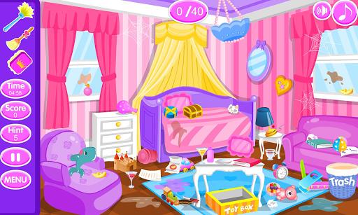 Princess room cleanup 7.0.1 screenshots 3